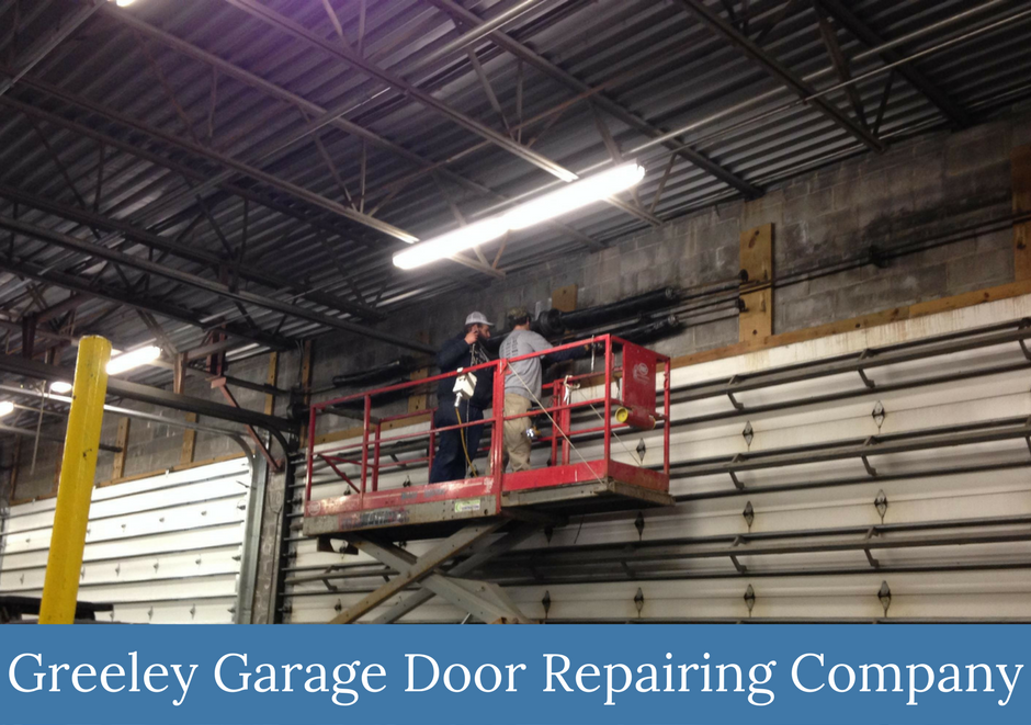 Greeley Commercial Garage Door Repairing Company