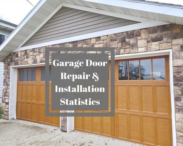 Garage Door Repair & Installation Statistics 2019