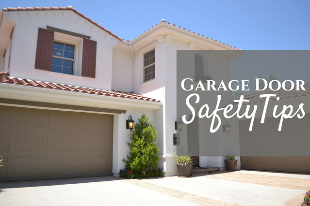 Garage Door Safety Tips Greeley
