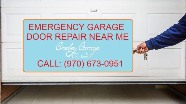 EMERGENCY GARAGE DOOR REPAIR NEAR ME