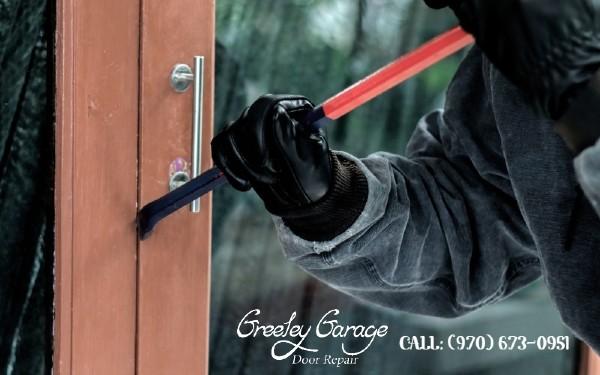 Garage Door Opener Is Stolen